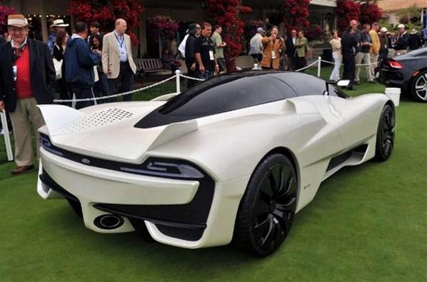 SSC Tuatara'nın fiyatı 970.000 Amerikan Doları.