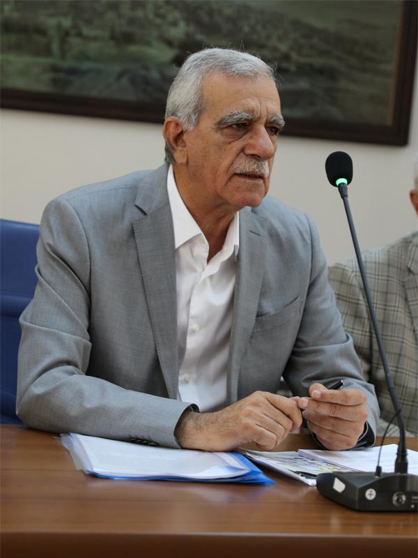 Mardin Kalesi Büyükşehir İmza Kampanyası