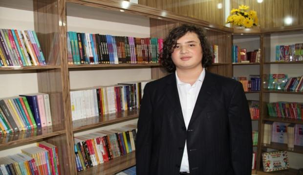 Midyat Mehmet Bedir Kütüphane Açılışı - Fen Lisesi