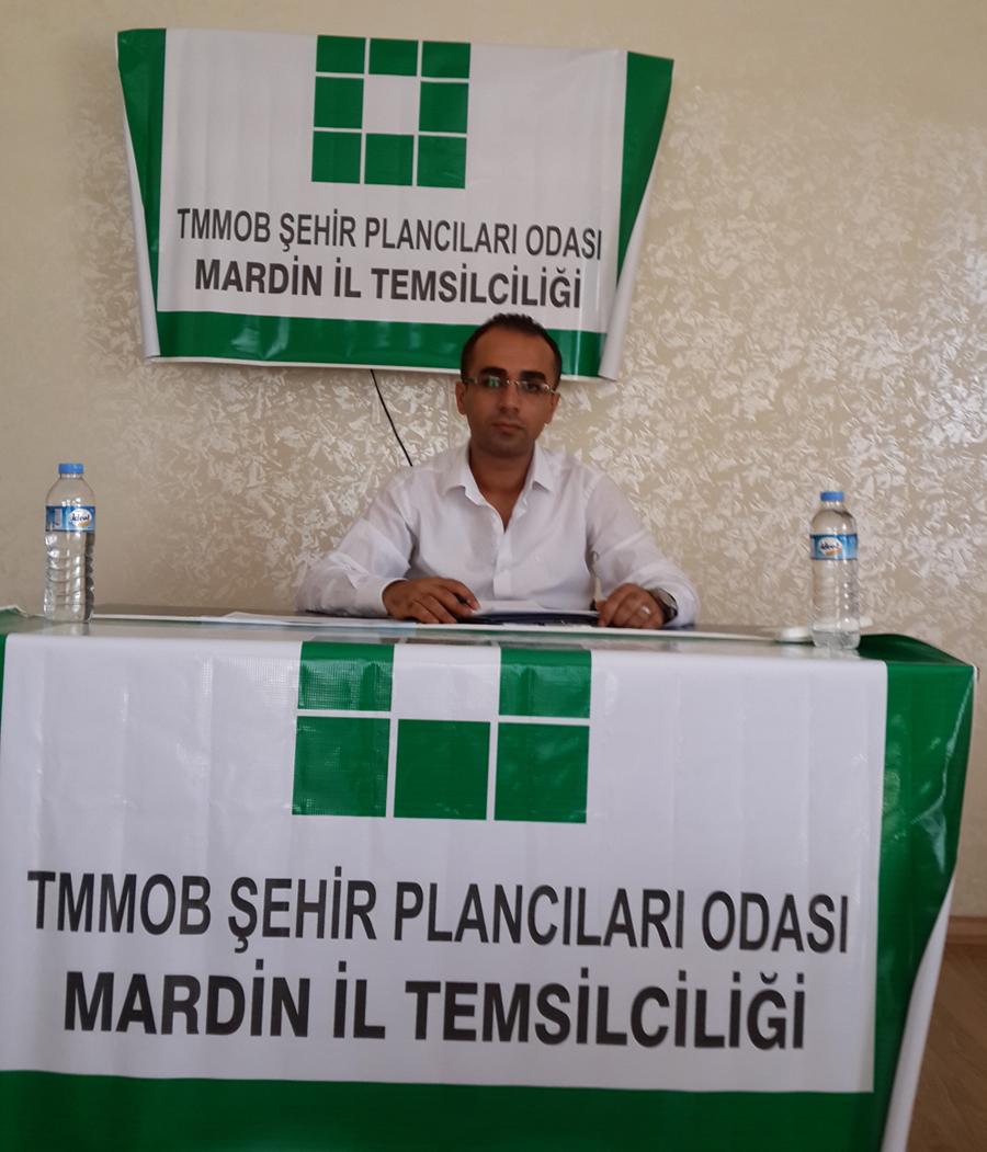 Mardin Şehir Plancıları Odası Başkanı Reşit COŞKUN'dan Yeniyıl Ve Mekke Fethi Mesajı