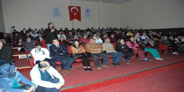 Midyat Devlet Hastanesi'nde Sepsis Hastalığı Konferansı