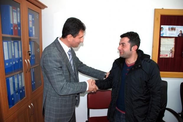 Midyat'a İlk Kürtçe Öğretmeni Görevine Başladı