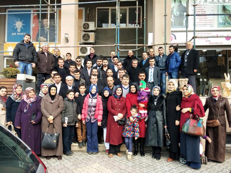 Ahmet Akgül, Resmi Başvurusunu Yaptı