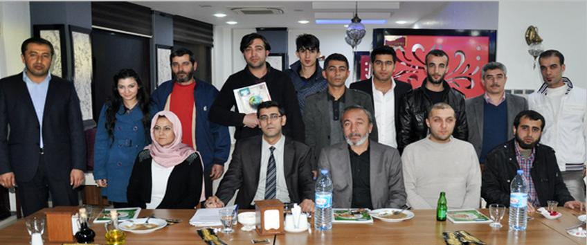 Midyat Anadolu Gençlik Derneği, Olağan Toplantısını Düzenledi