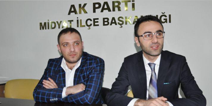 Mardin Milletvekili Aday Adayı Yıldız, Midyat'ta Gençlerle Buluştu