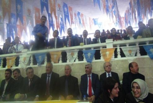 Ak Parti Mardin Milletvekili Temayül Yoklaması Heyacanı
