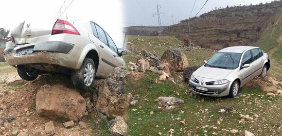 Eski Mardin Milletvekili Nihat Eri, Trafik Kazası Geçirdi