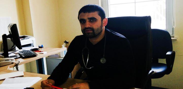 Midyat Devlet Hastanesi Dahiliye Uzmanı Dr. Beşir Kaya Kalın Bağırsak Kanseri İle İlgili Konuştu