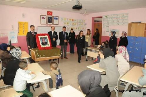 Midyat'lı Zekiye öğretmen son yolcuğuna uğurlandı