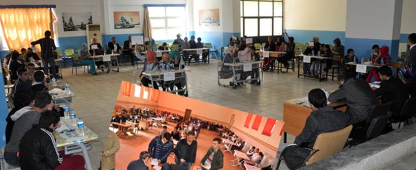 Midyat Ortaokullar Arası Siyer-i Nebi Bilgi Yarışması Yapıldı