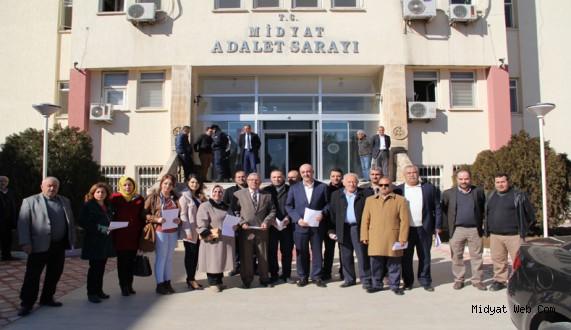 AK Parti Midyat teşkilatından Kılıçdaroğlu hakkında suç duyurusu