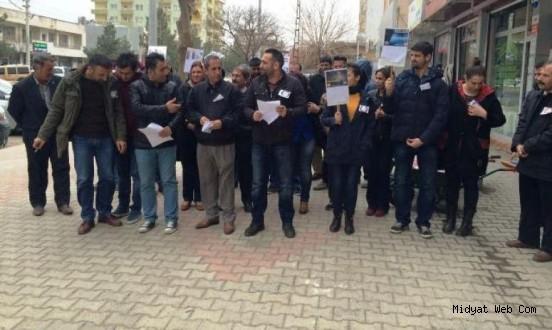 Midyat'ta Dünya Anadil Günü Eylemi
