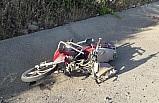 Adıyaman'da otomobille çarpışan motosikletin sürücüsü öldü