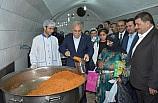 Bakan Fakıbaba Şanlıurfa'da ziyaretlerde bulundu