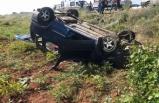 Midyat Şenköy'de Trafik Kazası