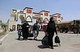 Suriyelilerin dönüşü sürüyor