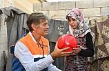 Ünlü Türk cerrah Dr. Mehmet Öz Suriye'de