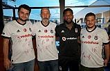 Vodafone KaraKartallılar Beşiktaş'ı Slovakya kampında ziyaret etti