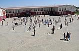 Harran Geçici Barınma Merkezi'nde eğitim heyecanı
