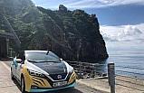 Yeni Nissan Leaf, Polonya ile Japonya arasında 16 bin km kat etti