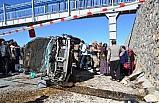 Adıyaman'da trafik kazası: 1 ölü, 4 yaralı