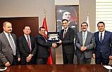 Irak heyetinden GSO'ya ziyaret