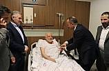 İslam tarihçisi Prof. Dr. İhsan Süreyya Sırma hastaneye kaldırıldı