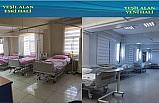 Ömerli İlçe Hastanesi yenilendi