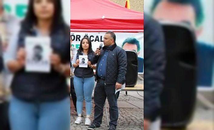 PKK'nın sözde İsveç sorumlularından biri Diyarbakır'da yakalandı