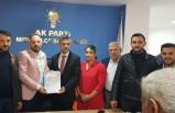 Abdulhakim Kaya Belediye Başkanı Olabilmek İçin Başvuruda Bulundu