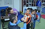 Adıyaman'da engelli çocuklara yetenek testi uygulaması
