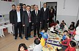 Diyarbakır'da okul öncesi eğitime destek