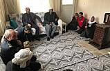 Ergani Kaymakamı Sayın'dan şehit ailesine ziyaret