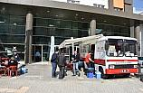 Gaziantep'te kan bağışı