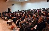 """Nusaybin'de """"İslam ve Kardeşlik"""" konferansı"""