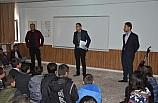 Öğrenciler talasemi konusunda bilgilendirildi