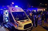 Siirt'te terör örgütü yandaşları öğrenci yurduna gaz bombası attı