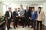 Şırnak Valisi Aktaş'a ziyaretler