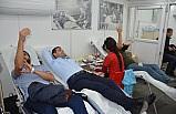 Şırnak'ta MÜSİAD'tan kan bağışı