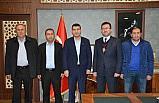 MÜSİAD'dan Şırnak Üniversitesi'ne ziyaret