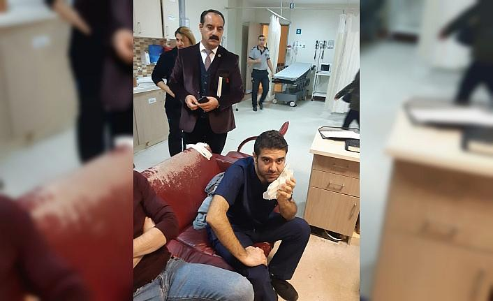 Siirt'te doktora darp iddiası