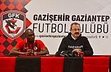 Gazişehir Gaziantep'te yeni transferler sözleşme imzaladı