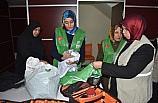 İHH'dan yetim çocuklara kışlık giysi yardımı