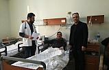 Irak'tan gelen hasta Diyarbakır'da sağlığına kavuştu