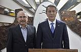 Milli Savunma Bakanı Hulusu Akar, Mardin'de
