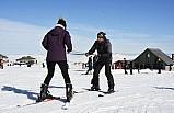 Çoban Hamza'nın kayak tutkusu