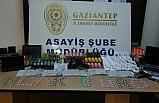 Gaziantep'te kumar operasyonu