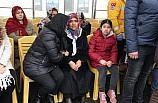 Şehit polis, baba ocağına uğurlandı