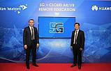 Türk Telekom ve Huawei'den 5G'li yeni nesil eğitim teknolojilerinde bir ilk