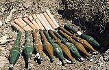 Siirt'te teröristlere ait silah ve mühimmat ele geçirildi